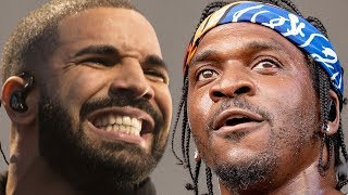 """Pusha T Reveals Drake Offered $100K For """"Dirt"""" On Him  