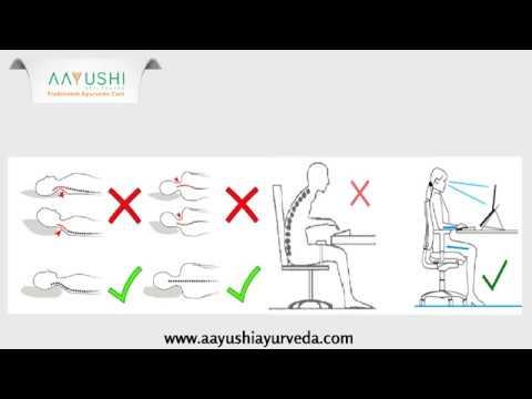 Ayurvedic Neck Pain Treatment in Kochi | Ayurvedic Healthcare Center in Ernakulam, Kerala
