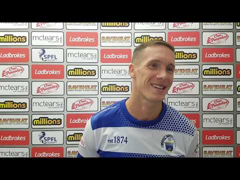 Michael Tidser | Ross County match reaction