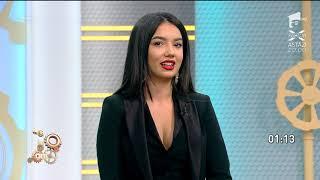 Larisa Udila, candidata la ,,Scoala de Ucenice, la proba &quotDibacia cuvintelor&quot