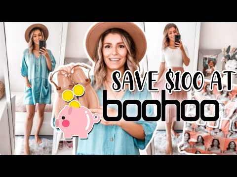 $100 Boohoo Discount Code That Actually Works At Checkout!💰 Active & Real Method Working In 2020