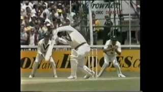 1st Test 1984/85 Australia vs West Indies PERTH highlights