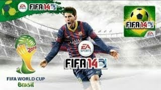 (1GB)Download FIFA 2014 Android Offline High Graphics Highly compressed By Mohamed Pro