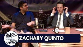 Zachary Quinto Interview Fallon Tonight