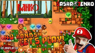 Danko and the mystery of the jungle Gameplay (Chin & Mouse Only)