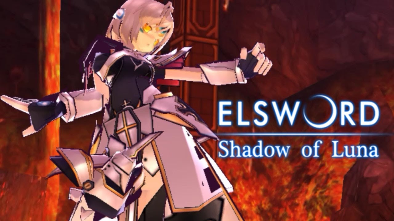 Elsword M Shadow Of Luna Gameplay Eve Raven Chung Youtube