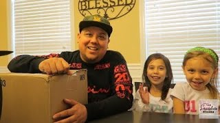 Awesome Unboxing With My Daughters