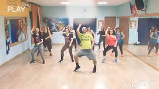 Bonk bonk zumba zin83 coreografia ufficiale