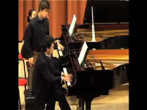 Fugue from Shostakovich 4th Symphony