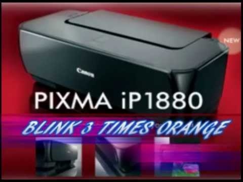 How To Fix Canon Ip 1880 Bling 3 Times Orange Mengatasi Roll Penarik