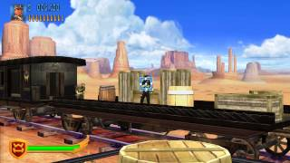 Gunslingers | Dolphin Emulator 4.0.2 [1080p HD] | Nintendo Wii