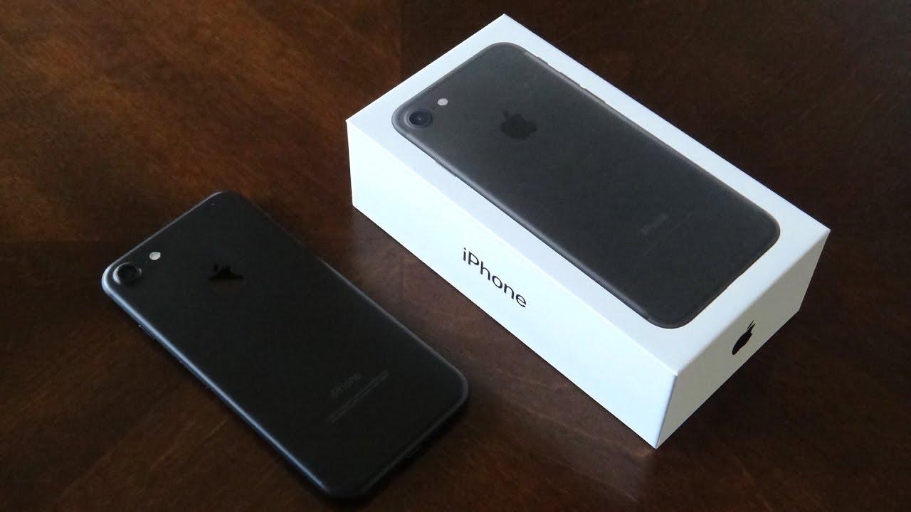 Iphone  Gb Matte Black