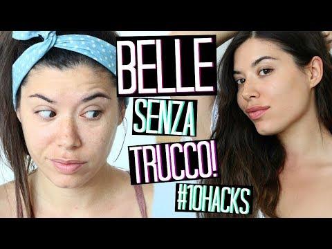 COME ESSERE BELLE SENZA TRUCCO IN ESTATE! | 10 TRUCCHETTI CHE DOVETE SAPERE! | Adriana Spink