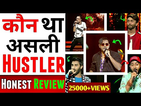 Mtv hustle honest review | कौन था असली hustler? | king, RCR, EPR, shloka, mg bella, raftaar, nucleya