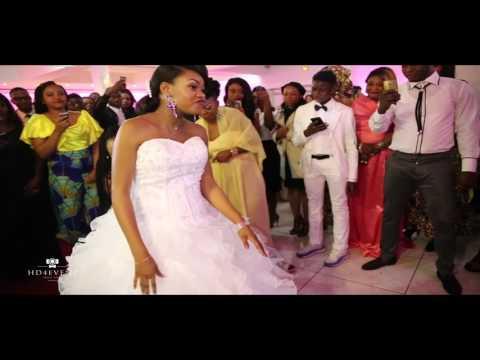 Entrée de Grâce + Flashmob ( wedding entrance)
