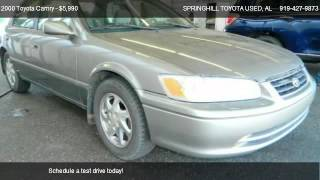 2000 Toyota Camry  - for sale in Mobile, AL 36606