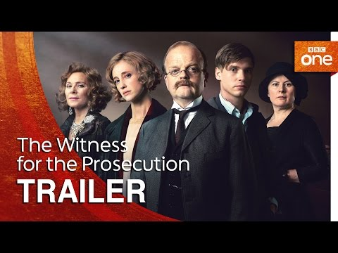 The Witness for the Prosecution: Trailer - BBC One