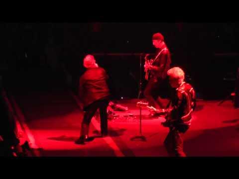 U2 July 11, 2015 1: The Miracle (of Joey Ramone) - TD Garden, Boston, MA [Full Show]