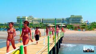 Antalya, Turkey - On the Beach / Пляжи Анталии - Турция