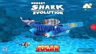 Como Baixar Hungry Shark Evolution Dinheiro ifinito🕭🕭🐋🐟
