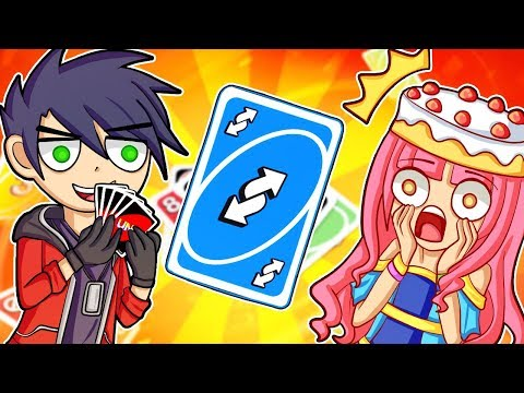 We All HATE Each Other In UNO!