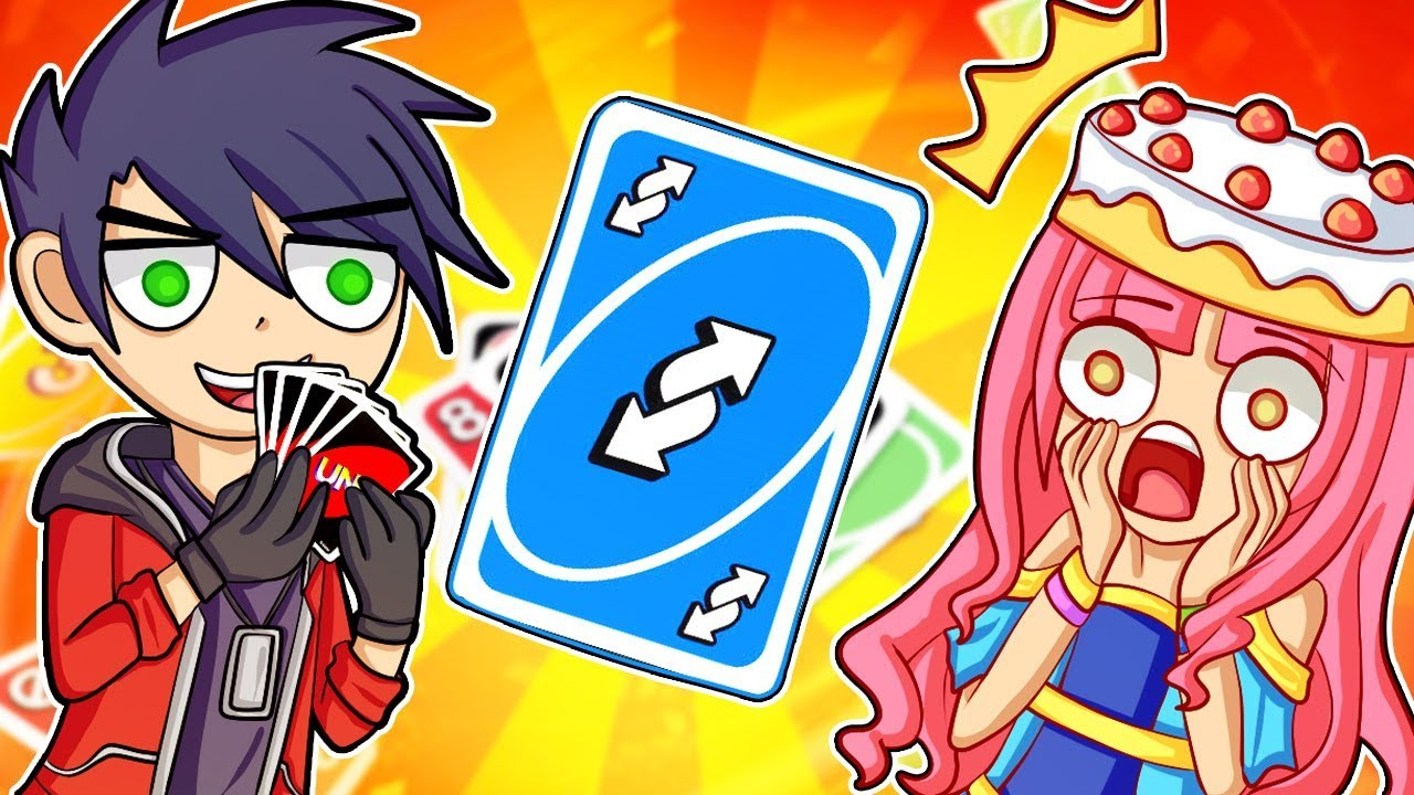 Download We all HATE each other in UNO!