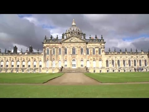 Castle Howard - Treasure Houses of England