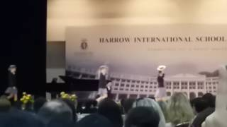 Speech Day, 30.6.2016, Harrow HK