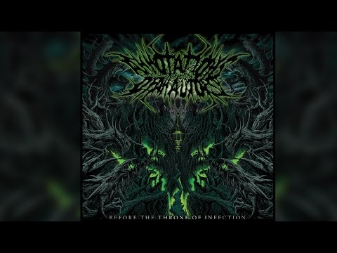Annotations Of An Autopsy - ''Before The Throne Of Infection'' [FULL ALBUM]