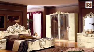 Barocco - Ivory Classic Italian Bed Vgcaborocco-2