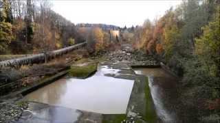 Необычная гидроэлектростанция в Финляндии(Небольшая электростанция на реке, недалеко от города Паймио. Рядом находится красивый луг., 2014-10-16T21:57:43.000Z)
