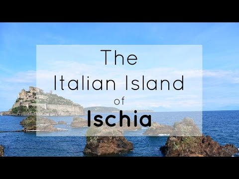 The Italian Island of Ischia // Travel Vlog