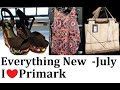 Everything New at Primark - July 2016 | Fashion, Shoes, Jewellery | IlovePrimark
