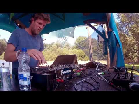 Episode 11: JAMES MONRO Psy Fi Festival 2016