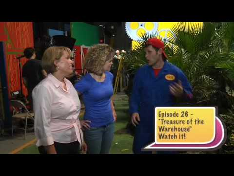 In New Orleans with Disney's Imagination Movers