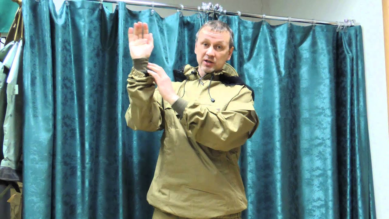 Костюм Барс Горка 3К олива (смесовая ткань) - DynamicLife.ru - YouTube