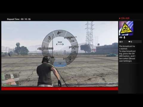 GTA5 SWAT With god mode lol