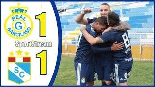 🤩RESUMEN GOLES DEBATE⚽️Real Garcilaso vs Sporting Cristal⚽️ Liga 1 Apertura Peru Cup 2019