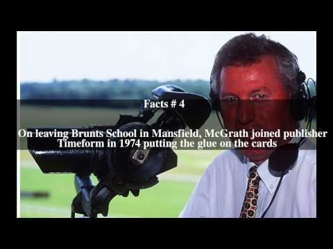 Jim McGrath (British commentator) Top # 9 Facts