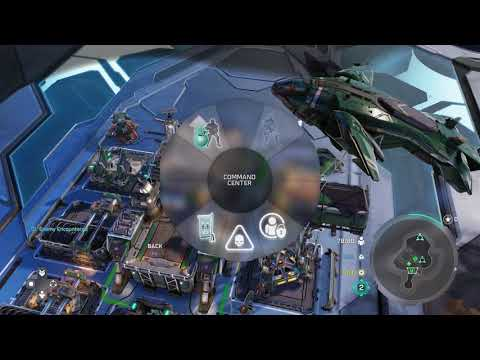 Halo Wars 2: Campaign - Mission 5 -The Cartographer - YouTube