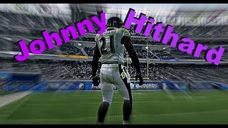 Madden NFL Football 13 Connected Career - Johnny Hithard - Ray Lewis Goes OFF
