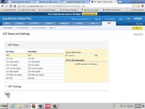 QuickBooks Online Data Migration Tool - part 1