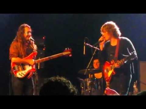 Ty Segall & Mikal Cronin - I Wear Black Live at Webster Hall 9/17/2014