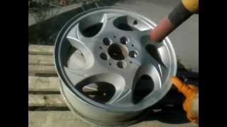 Пескоструйка -литые диски(, 2012-09-12T16:38:19.000Z)