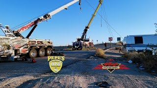 Pepes Tow and Pląza Tow rotators work together!