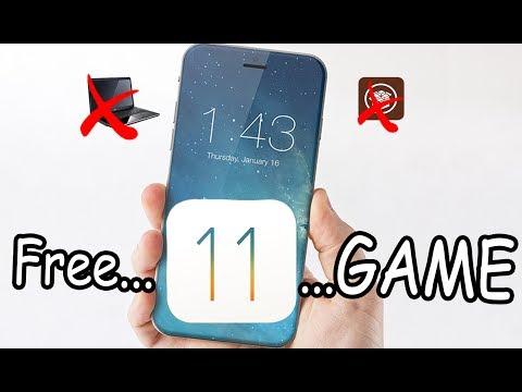 НОВЫЙ способ скачать игры на iOS 10.3.2 / iOS 11 - БЕСПЛАТНО!!! БЕЗ Jailbreak