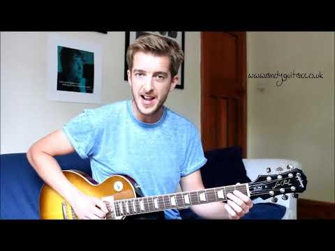 Smokestack Lightnin Guitar Lesson - Minor Pentatonic Song #8