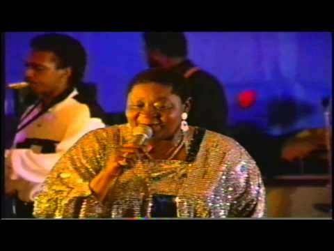 "G.B.T.V. CultureShare ARCHIVES 1992: CALYPSO ROSE ""Banana"" (HD)"