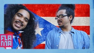 Puerto Rican Day Parade: Who Are You?