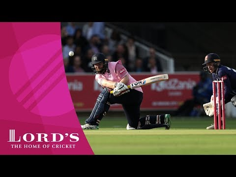 Middlesex v Essex | Vitality Blast Highlights